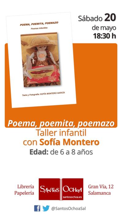 Taller de poesía infantil en Santos Ochoa