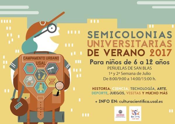 Semicolonias de Verano de la Universidad de Salamanca