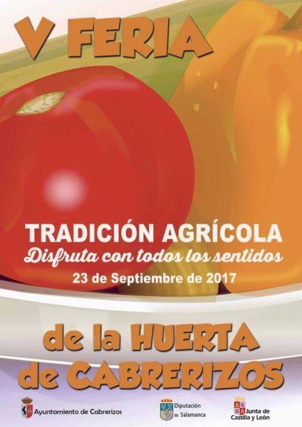 Feria de la Huerta de Cabrerizos
