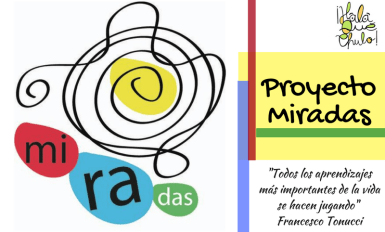Proyecto Miradas en el DA2 de Salamanca