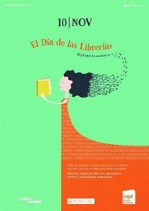 Celebra el Día de las Librerías en la librería La Caraba de Salamanca