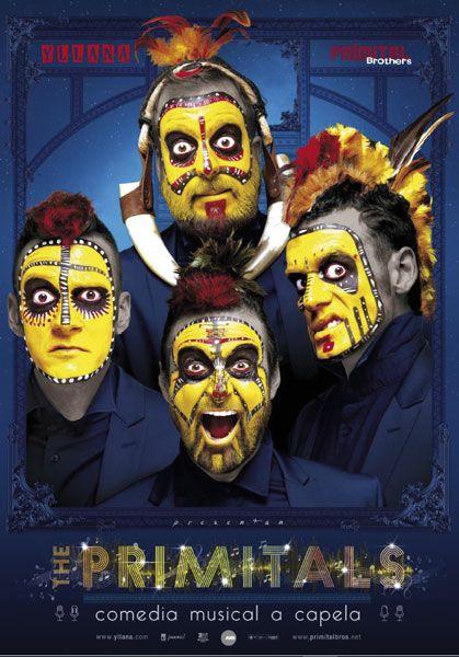 El Teatro Liceo de Salamanca acoge una comedia musical a capela