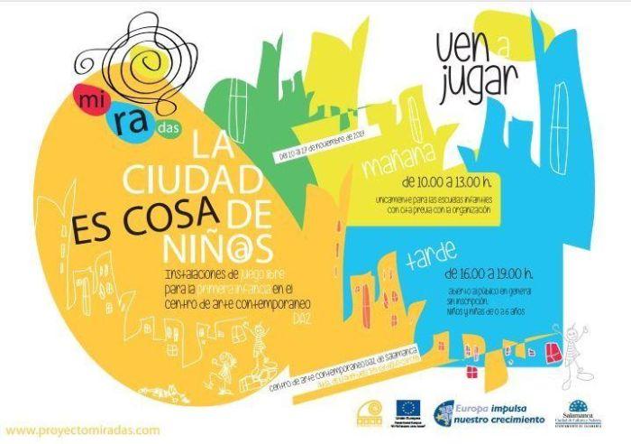 Proyecto Miradas en Salamanca