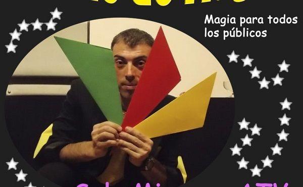 El Mago Oski te ofrece una tarde de magia familiar en el Auditorio San Blas
