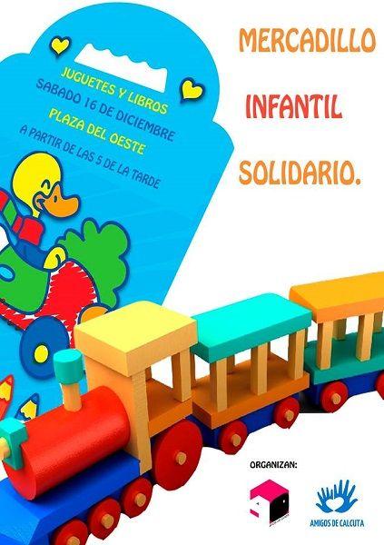 Mercadillo Infantil Solidario de ZOES