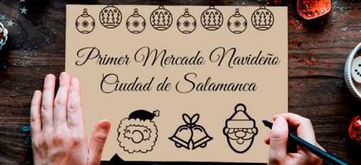 I Mercado Navideño Ciudad de Salamanca en la Plaza de Anaya