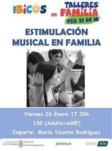 Música en familia en Bicos Salamanca
