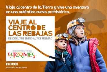 Viaje al centro de las rebajas en el Centro Comercial El Tormes