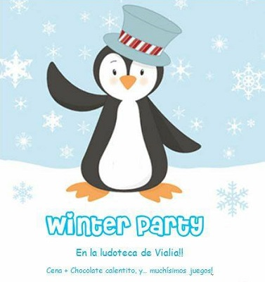 Winter Party en Vilia
