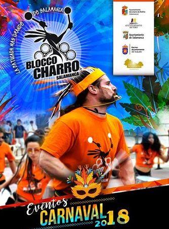 Batucada de Blocco Charro por Carnaval