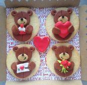 Taller infantil de decoración de galletas con Doirelú Repostería Creativa en Maternando