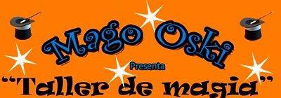 Taller de magia con el Mago Oski en Perendengues