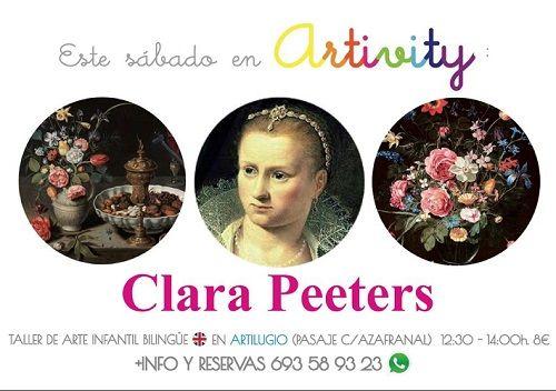 Clara Peeters en el Artivity