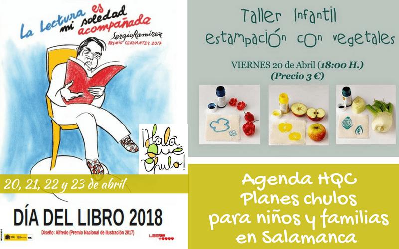 Agenda de planes infantiles y familiares en Salamanca