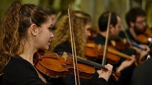 Ciclo de conciertos de los alumnos del Conservatorio Superior de Música de Castilla y León en Salamanca