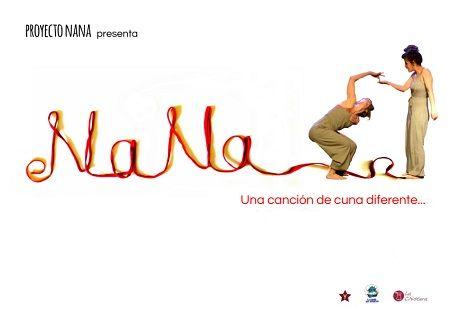 "Danza-Cuento ""Nana"" en la Biblioteca Torrente Ballester"