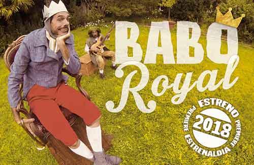 Babo Royal de la compañía Ganso&Cía en el Fàcyl