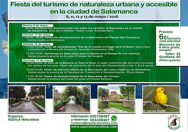 Fiesta del Turismo con Aquila