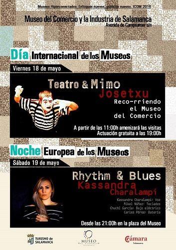 El Museo del Comercio celebra el Día de los Museos