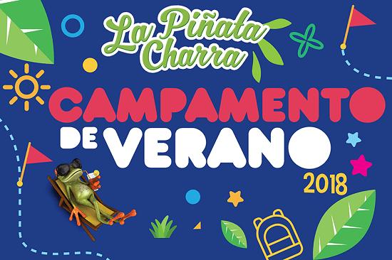 Campamento de verano en La Piñata Charra