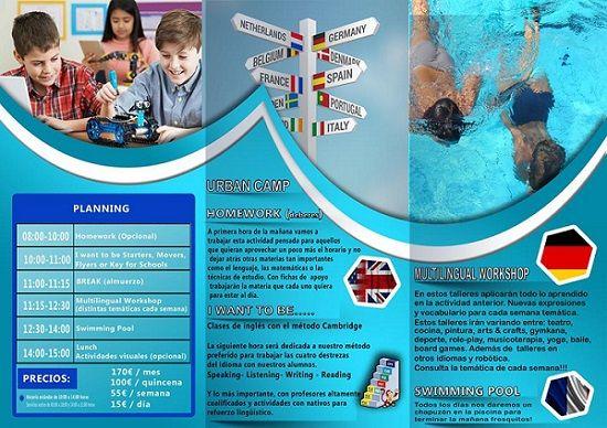Campamento de verano en la Academia Learn&Up