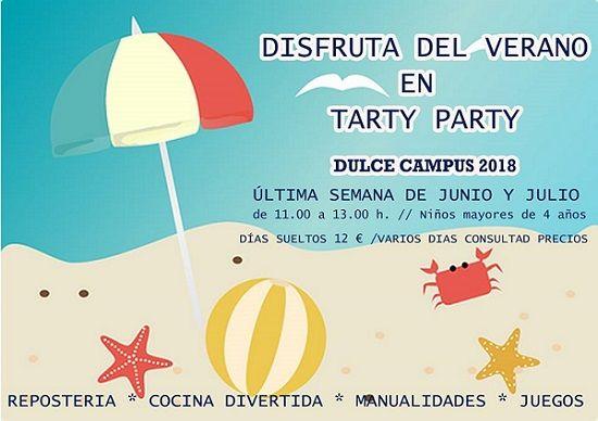 Dulce Campus 2018 en Tarty Party