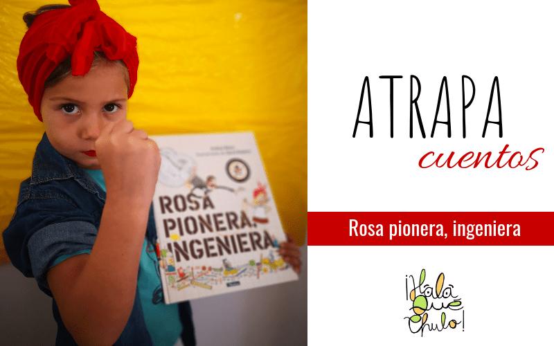 Rosa pionera, ingeniera de BEASCOA