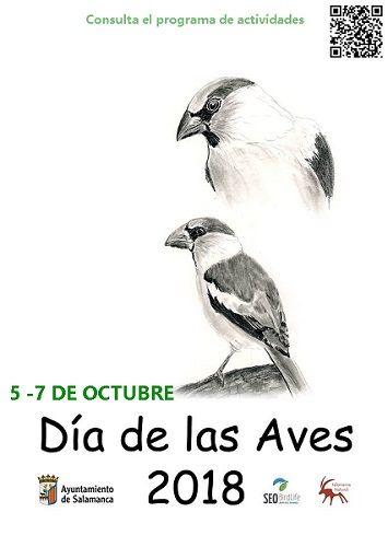 Día Mundial de las Aves en Salamanca
