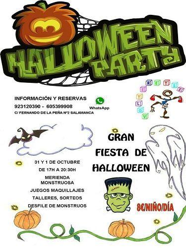 Halloween en Volteretas