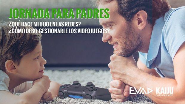 Jornadas para padres sobre videojuegos con Unicaja en Salamanca