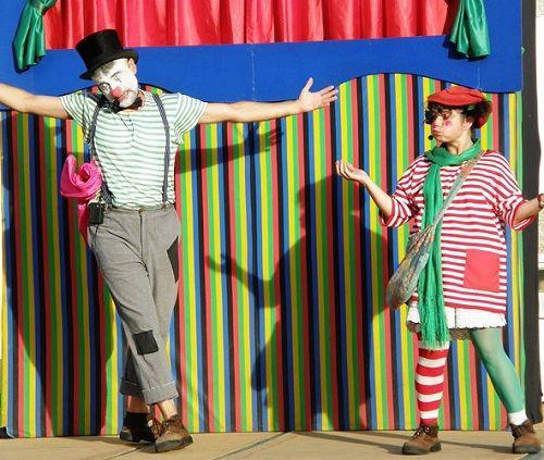 Teatro infantil en la Biblioteca Torrente Ballester