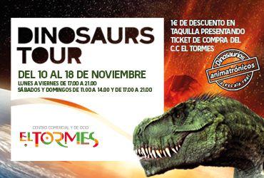 Dinosaurs Tour en Salamanca
