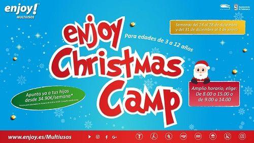Campamento de Navidad en Enjoy Multiusos