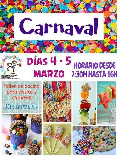 Carnaval en Volteretas