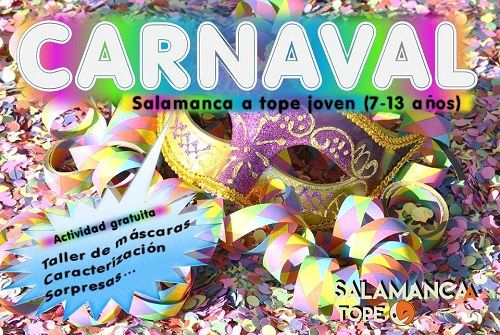 Carnaval en Satope Joven