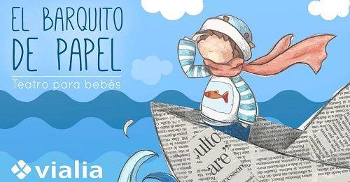Teatro para bebés en Vialia