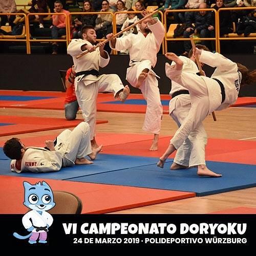 Vi Campeonato Doryoku