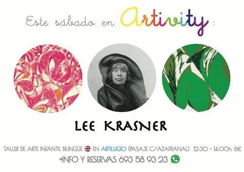 Artivity, taller de arte en inglés