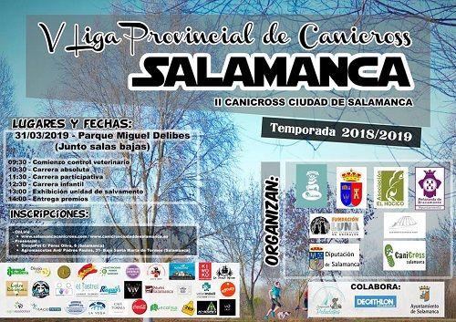 Canicross Ciudad de Salamanca
