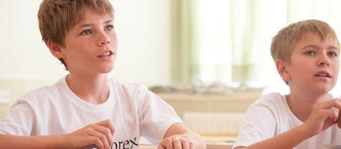 Programa residencial de Enforex Camps, tus hijos convivirán las horas con niños de otros países