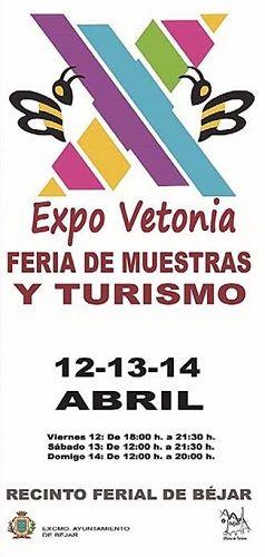 Expo Vetonia - Feria de Muestas y Turismo de Béjar