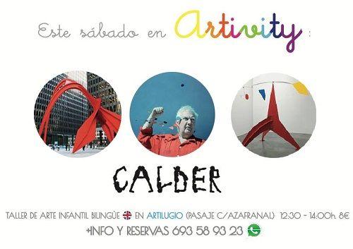 Calder, protagonista del Artivity