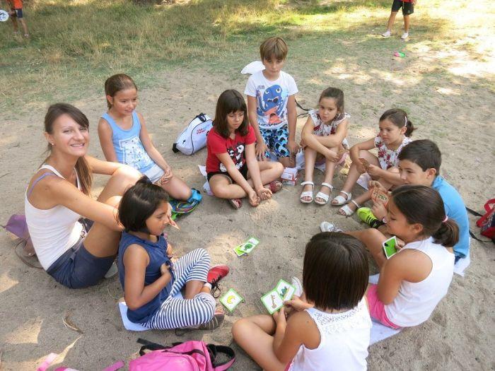 Diversión en inglés cambiando de aires en el Campamento Urbano de Tía Tula Talk Center Salamanca