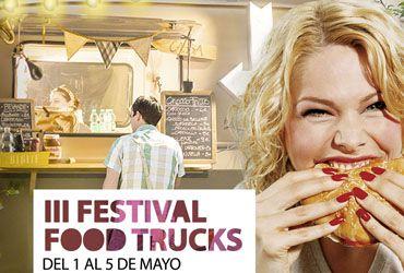 III Festival Food Trucks en el C.C. El Tormes