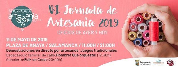 """VI Jornada de Artesanía """"Oficios de Ayer y de Hoy"""""""