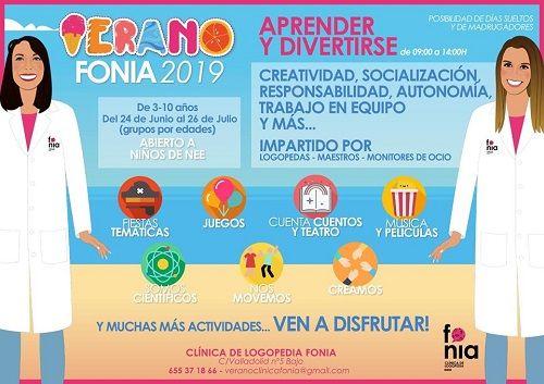 Verano Fonia 2019