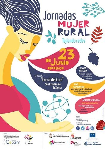 Jornadas Mujer Rural Tejiendo Redes