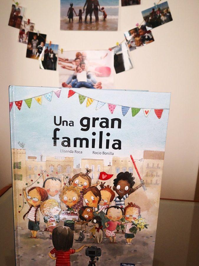 """Familias infinitas en """"Una gran familia"""""""