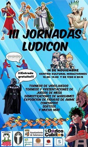 III Jornadas Ludicon