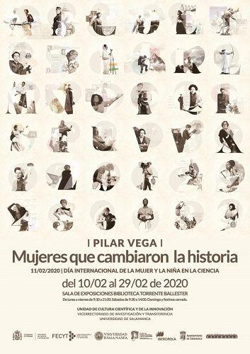 Exposición: Mujeres que cambiaron la historia